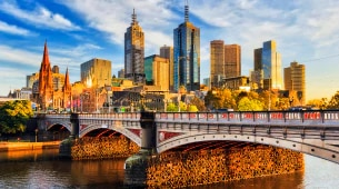 Gay dating in Melbourne