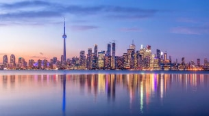Gay dating in Toronto